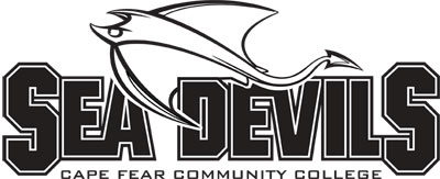 CFCC SeaDevil logo black and white