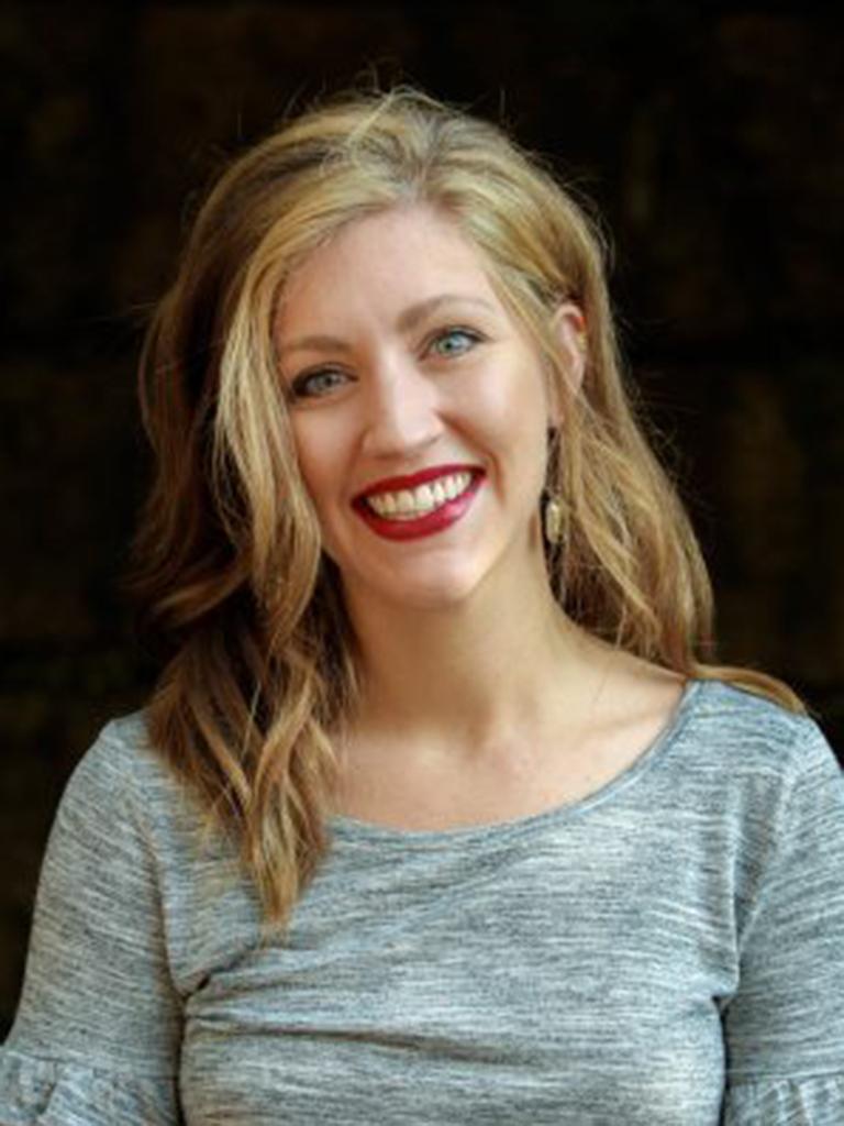 Abby Jernigan, Academic Advisor