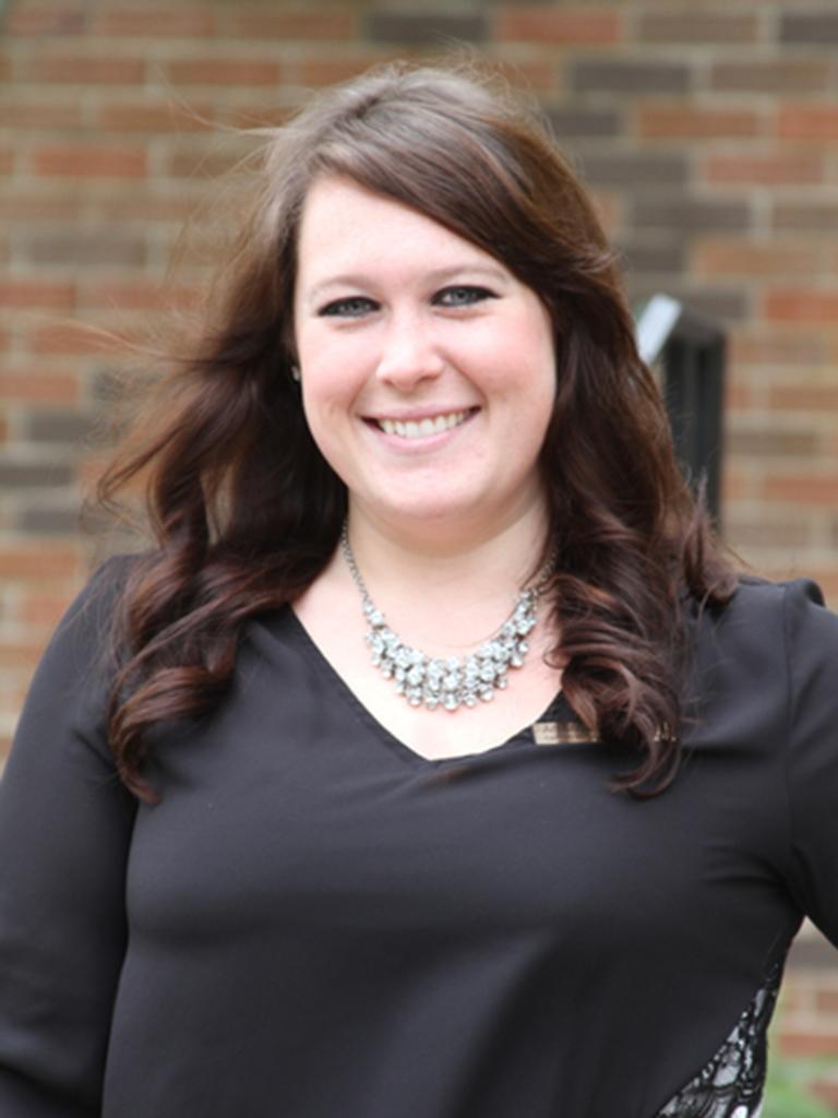Amanda Danielson, Academic Advising