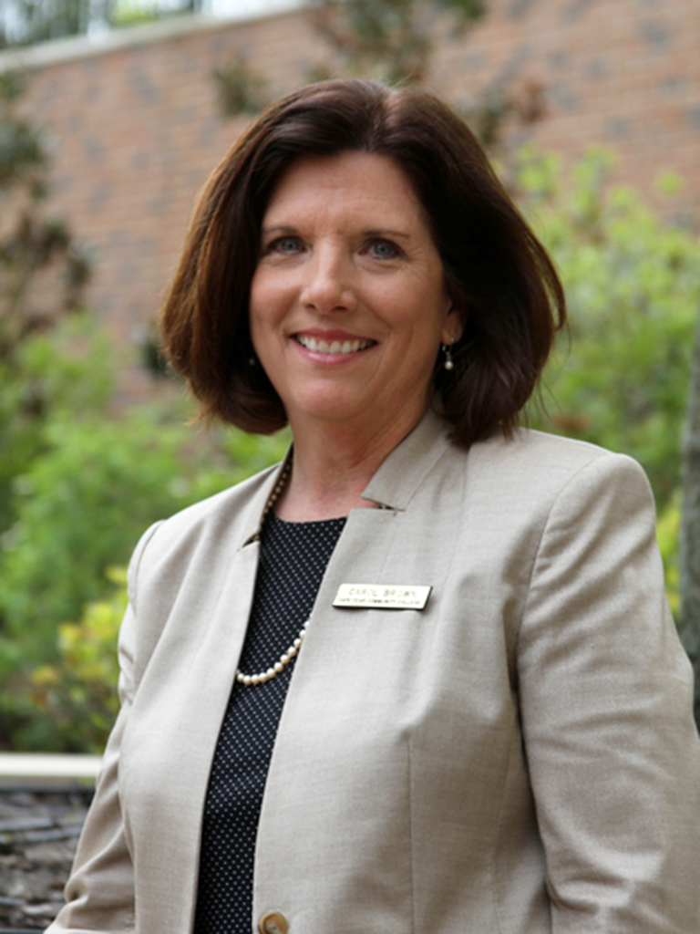 Carol Brown, Academic Advisor