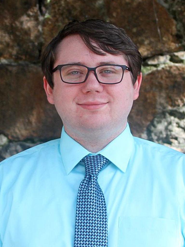 Mark Mason, Academic Advisor