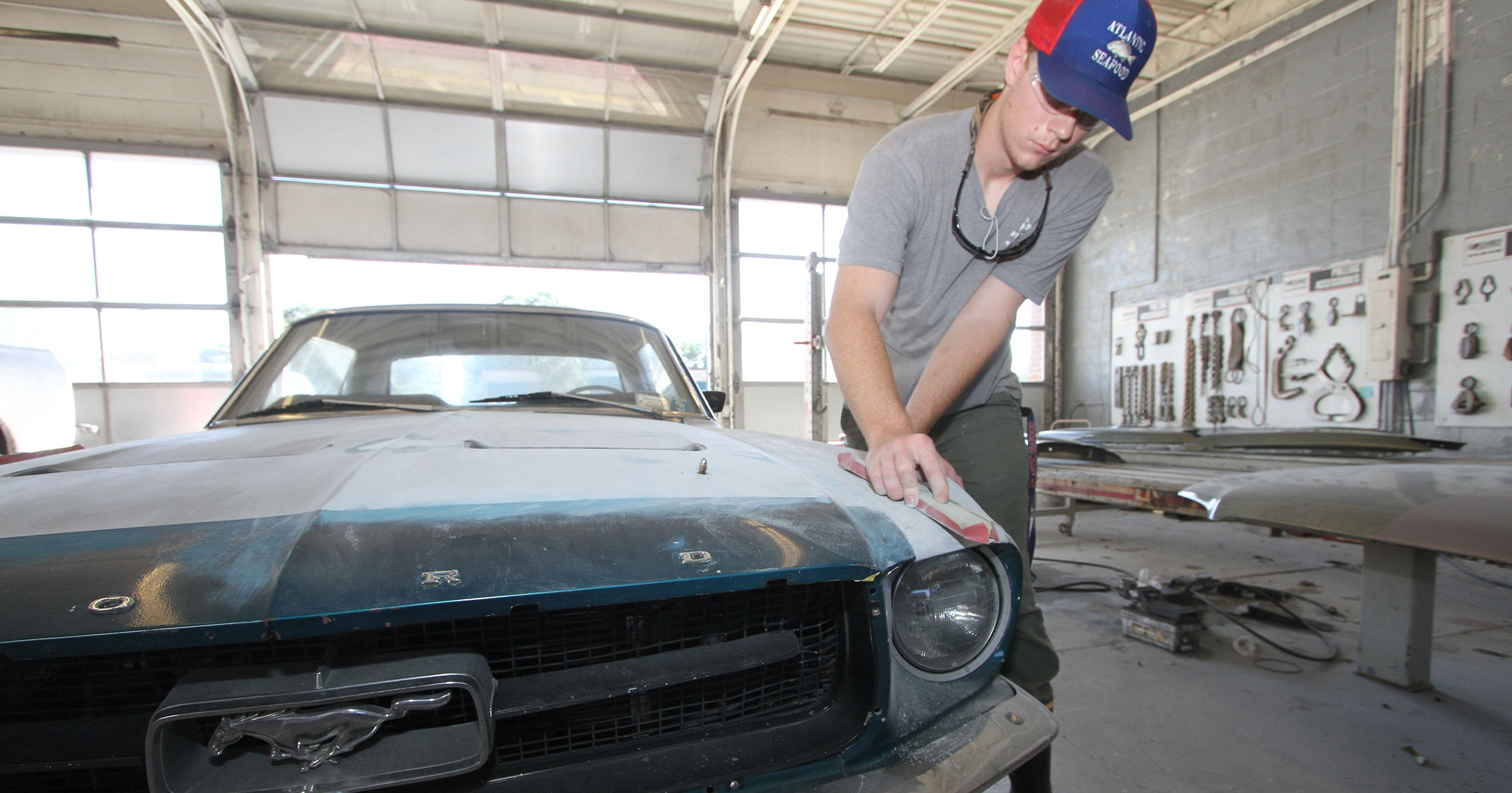 Collision Repair And Refinishing Technology Collision