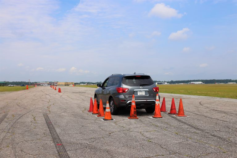Driving Tactical Course