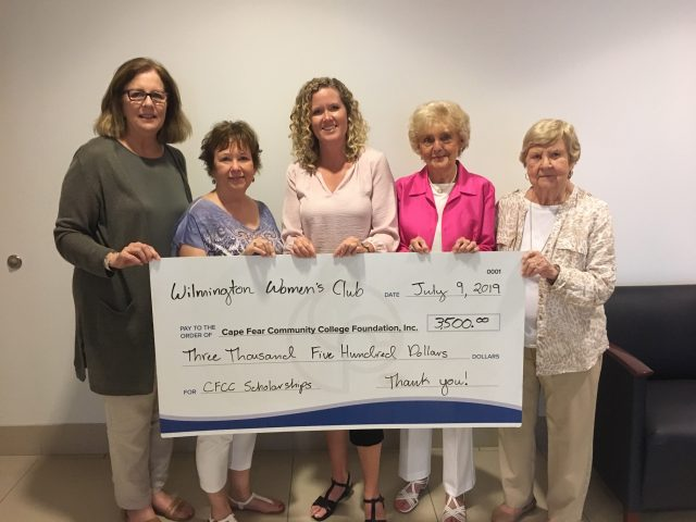Women's Club of Wilmington Scholarship