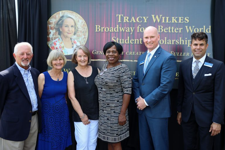 Broadway for a Better World Scholarship Fund