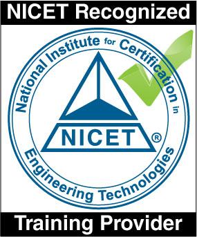 NICET Recognized Training Logo