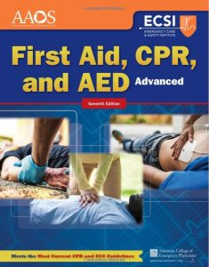 First Aid, CPR, AED-Standard