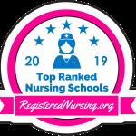 Top Ranked Nursing School 2019