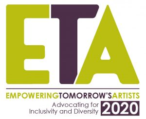 Empowering Tomorrow's Artists - Advocating for Inclusivity and Diversity - 2020