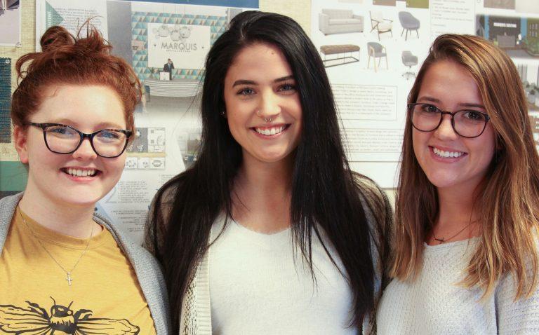 interior design students