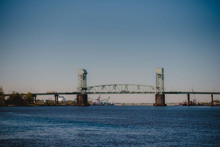 Downtown Wilmington Bridge