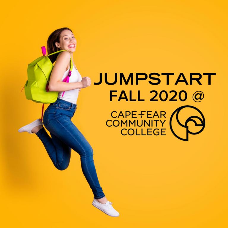 JUMPSTART FALL 2020 @