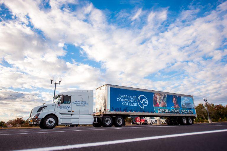 CFCC Truck Driver Training