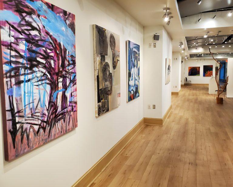 Wilma W. Daniels Gallery
