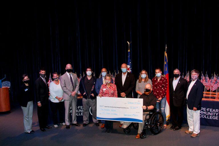MOAA Scholarship Recipients 2020