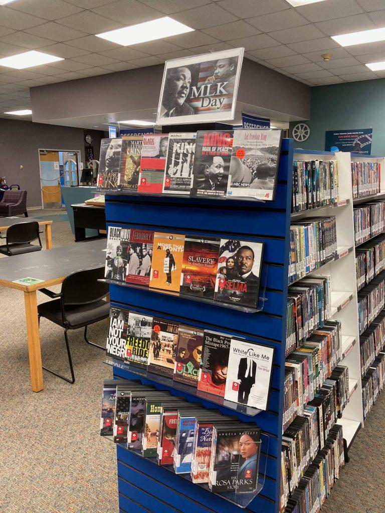 January-February Library Display