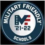 Military Friendly Schools 2021-2022