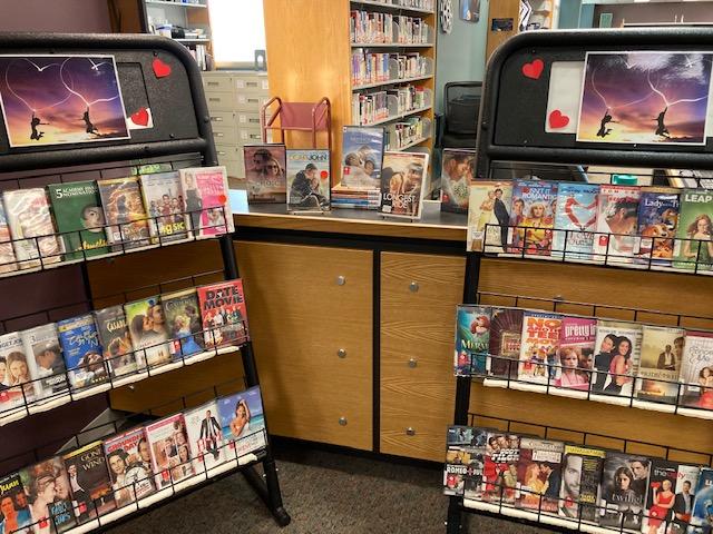 Valentine's Day DVDs