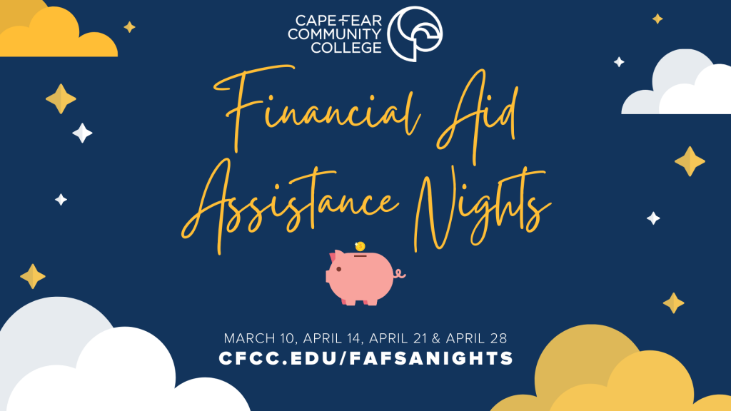 FAFSA Nights - March and April 2021