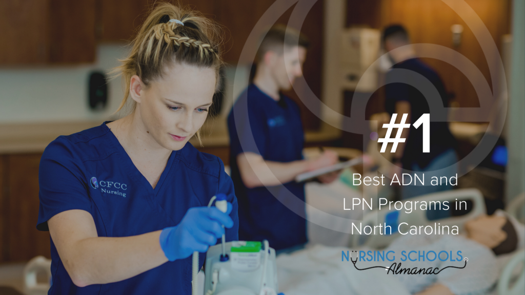 CFCC LPN and ADN Programs Ranked Best in State