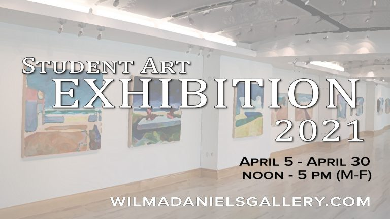 Student Art Show 2021