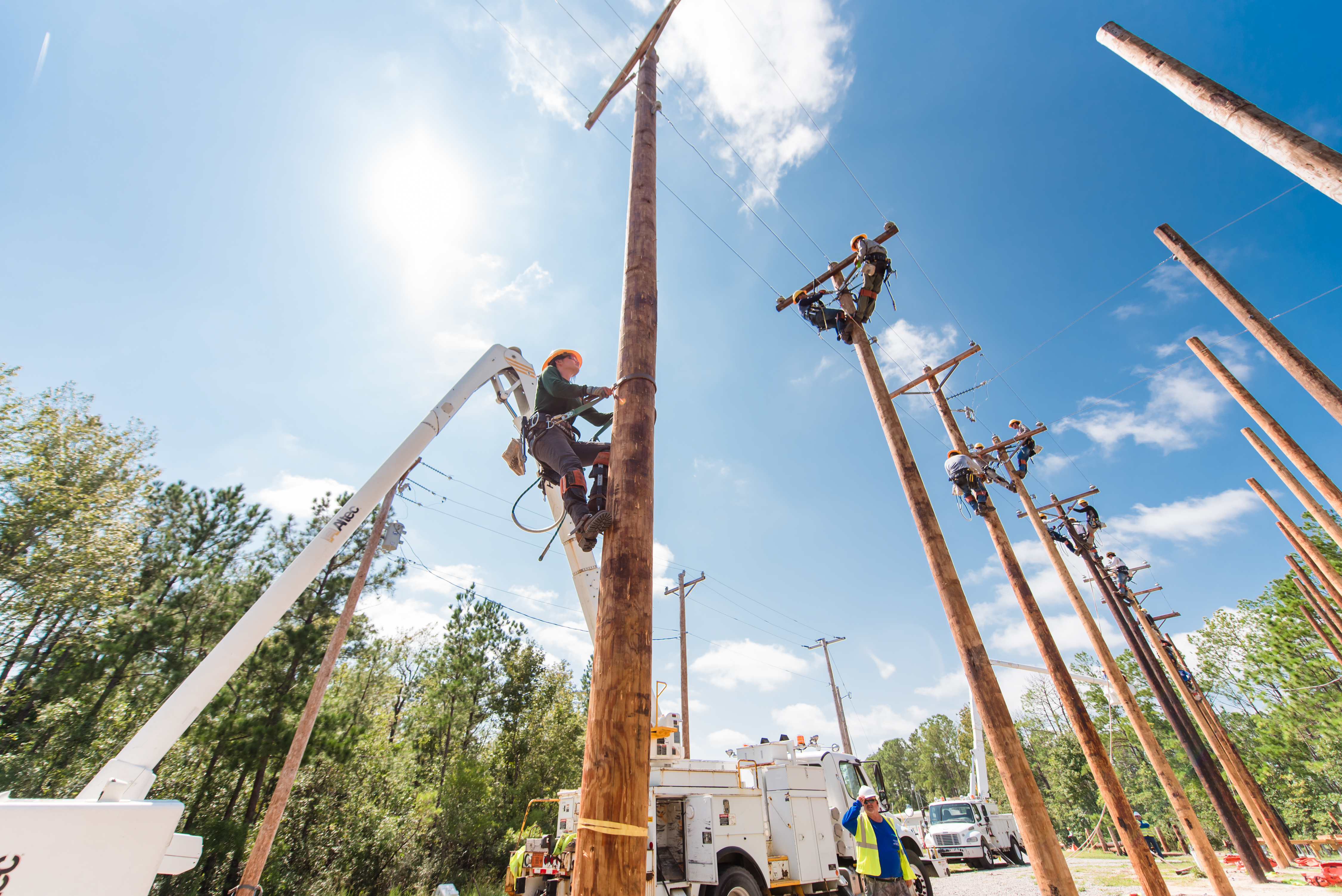 CFCC Electrical Lineworker