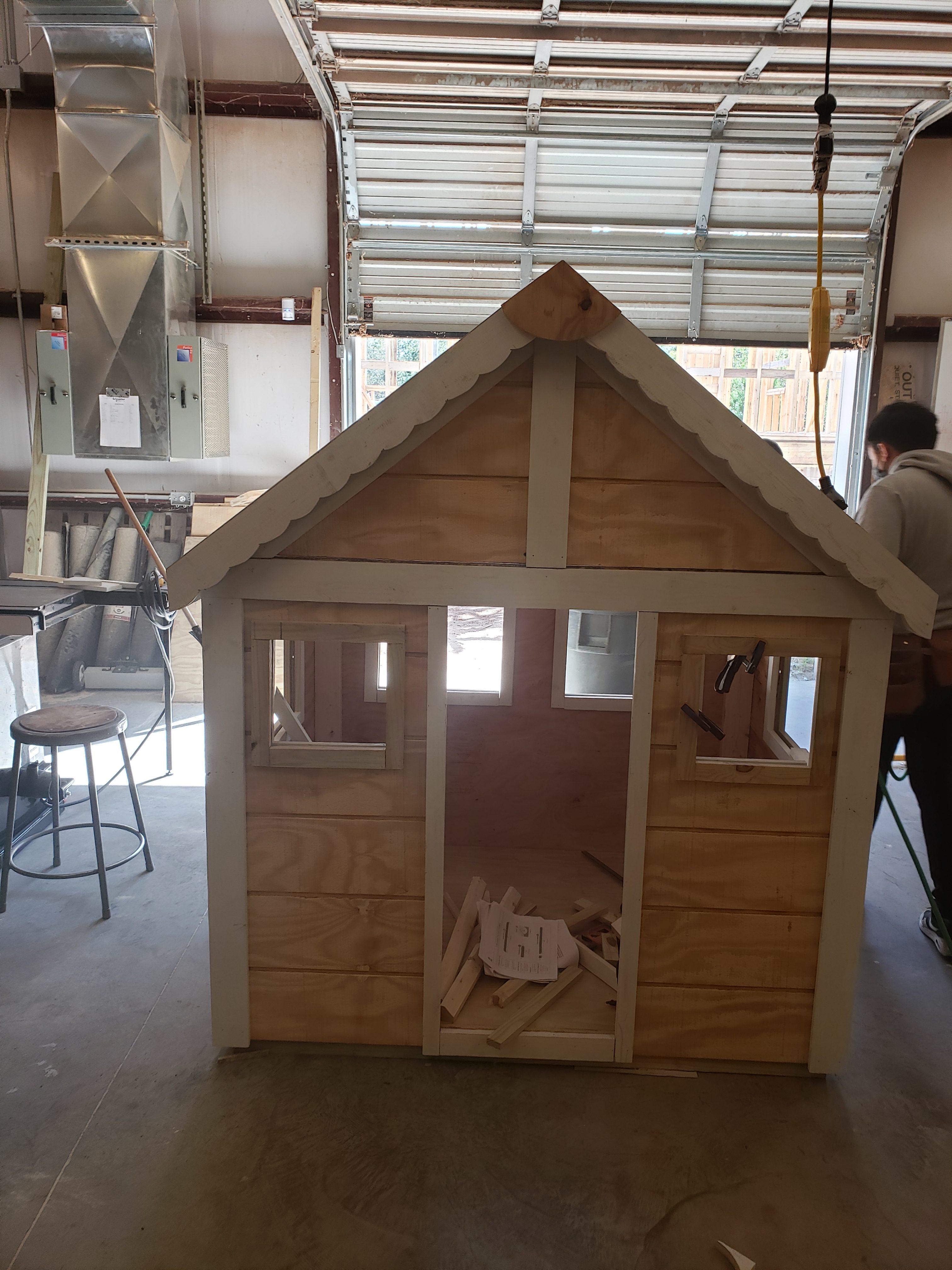 Habitat for Humanity Playhouse