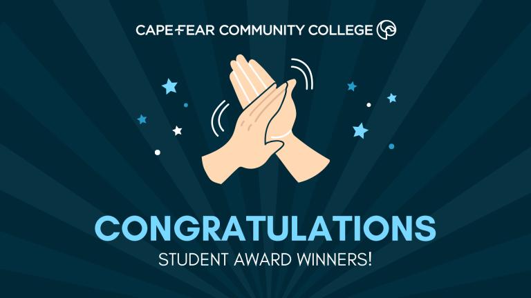 Congratulations Student Award Winners!