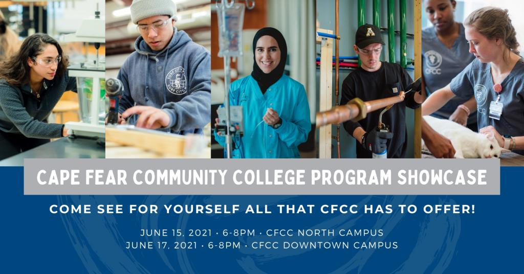CFCC Program Showcase