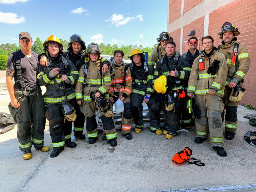 Firefighter Grads June 3, 2021