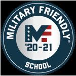 Military Friendly School 2020-21